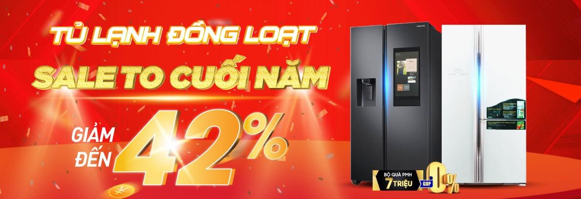 Sales Tủ lạnh